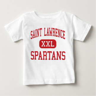 Saint Lawrence - Spartans - Santa Clara Baby T-Shirt