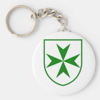 Saint Lazarus Hospice Association Keychain