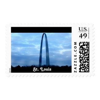 Saint Louis Arch - St. Louis Missouri Postage