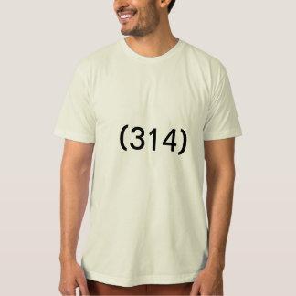 Saint Louis Area Code T-Shirt