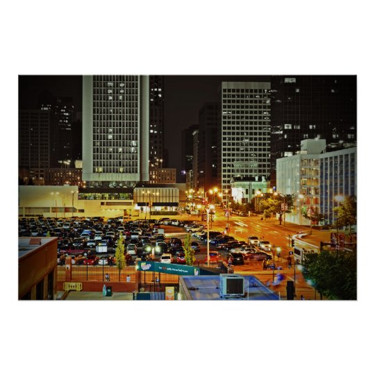 Saint louis by night poster