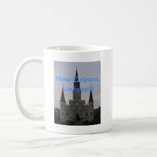 Saint Louis Cathedral Coffee Mug
