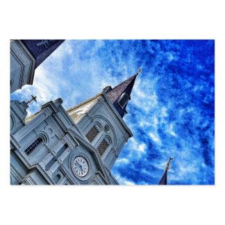Saint Louis Cathedral JPG Tarjeta De Visita