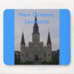 Saint Louis Cathedral Mouse Pad
