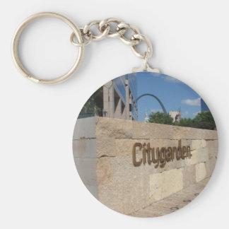 Saint Louis City Garden - St. Louis Love Keychains