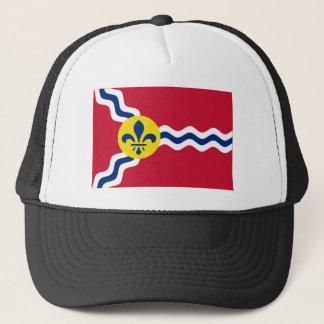 Saint Louis Flag Trucker Hat