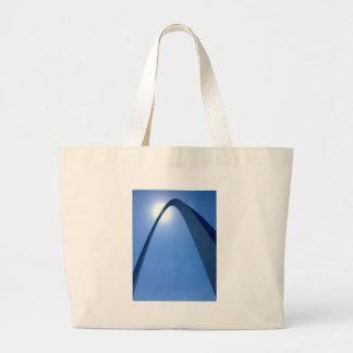 Saint Louis Gateway Arch Canvas Bags