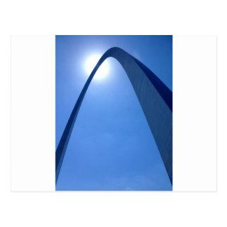 Saint Louis Gateway Arch Postcard