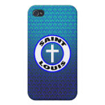 Saint Louis iPhone 4/4S Covers