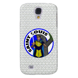 Saint Louis IX Samsung Galaxy S4 Cases