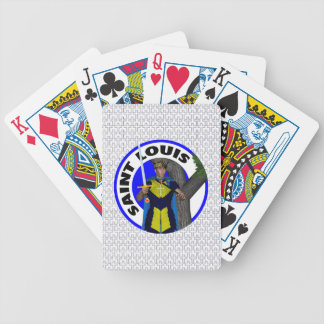 Saint Louis IX Card Deck