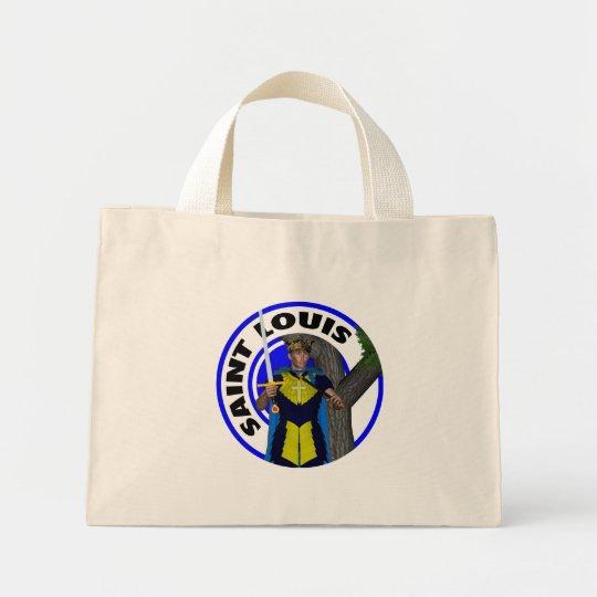Saint Louis Mini Tote Bag
