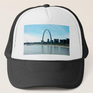 Saint Louis Missouri Arch Trucker Hat