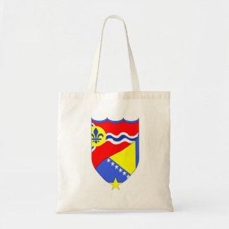 Saint Louis Missouri & Brcko Bosnia Bag