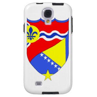 Saint Louis Missouri & Brcko Bosnia samsung case Galaxy S4 Case