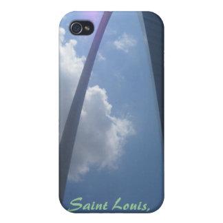 Saint Louis, Missouri iPhone 4/4S Fundas