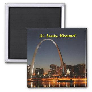 Saint Louis Missouri magnet
