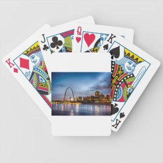 saint louis missouri deck of cards