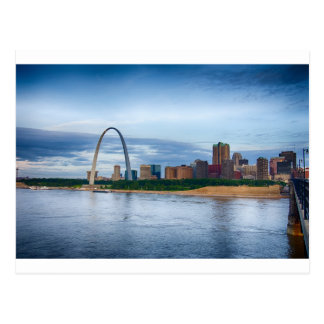 saint louis missouri postcard