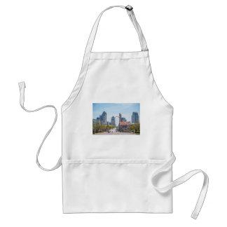 Saint Louis, Missouri Skyline Adult Apron