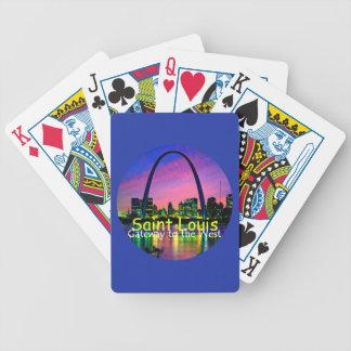 Saint Louis MO Card Deck