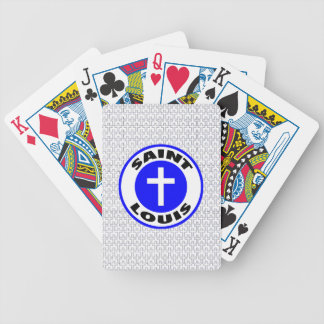 Saint Louis Playing Cards