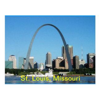 Saint Louis postcard` Postcard