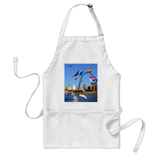 Saint Louis Pride Adult Apron