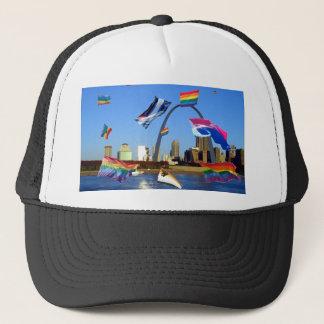 Saint Louis Pride Trucker Hat