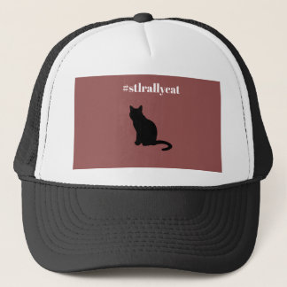 Saint Louis Rally Cat Trucker Hat