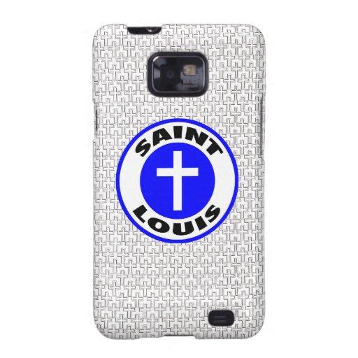 Saint Louis Samsung Galaxy SII Cover