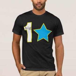SAINT LUCIA 1 BIG STAR T SHIRT