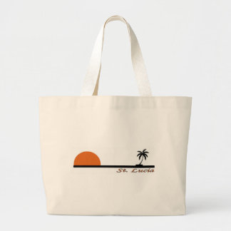 Saint Lucia Canvas Bags