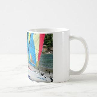 Saint Lucia Beach Coffee Mug