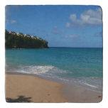 Saint Lucia Beach Trivet