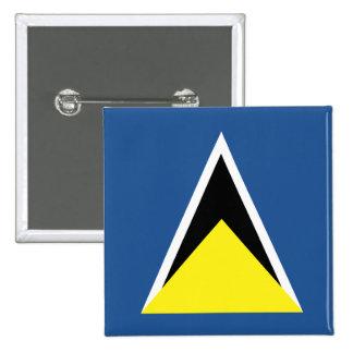 Saint Lucia Pin