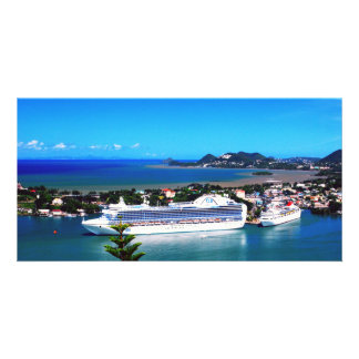 Saint Lucia Card