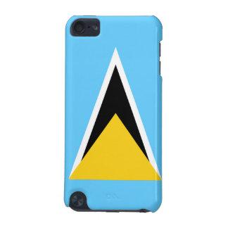 Saint Lucia Flag Ipod Touch Case