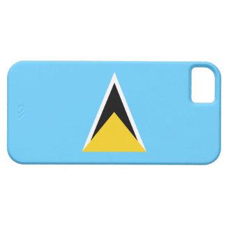 Saint Lucia iPhone SE/5/5s Case