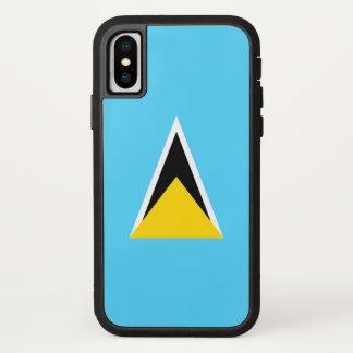 Saint Lucia iPhone X Case