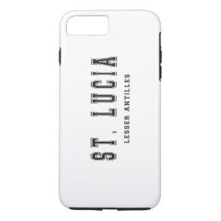 Saint Lucia Lesser Antilles iPhone 8 Plus/7 Plus Case