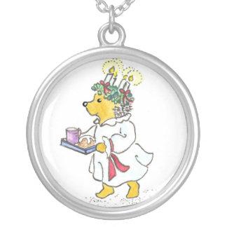 Saint Lucia necklace