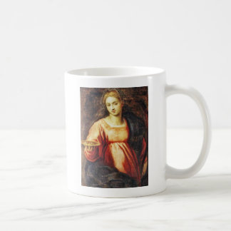 Saint Lucia (of Sweden and Italy) Coffee Mug