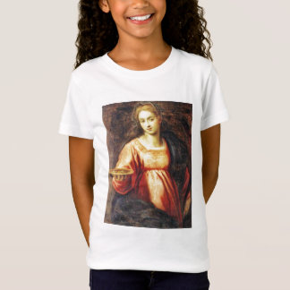 Saint Lucia of Sweden T-Shirt