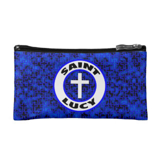Saint Lucy Cosmetic Bag
