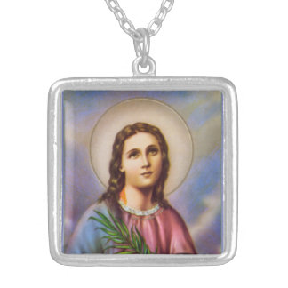 Saint Lucy Ladie's Necklace