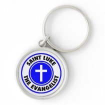Saint Luke the Evangelist Keychain