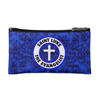 Saint Luke the Evangelist Makeup Bag