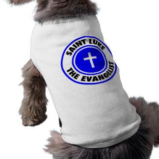 Saint Luke the Evangelist Pet Tee Shirt
