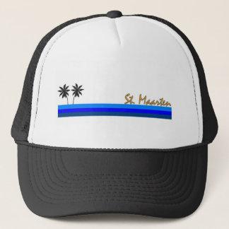 Saint Maarten Trucker Hat
